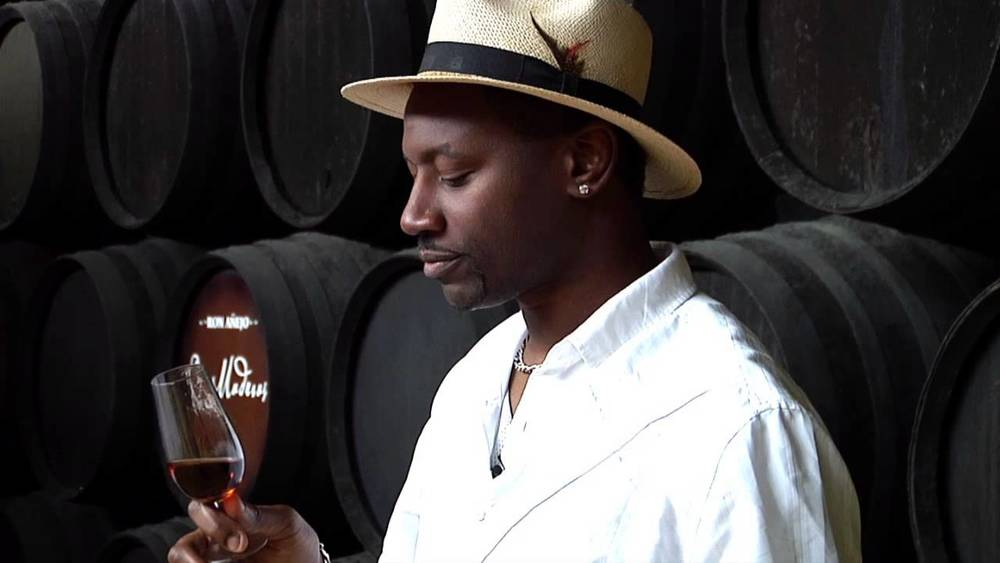 "Ian Burrell, Global Rum Ambassador and Host of ""When is a Rum not a Rum"