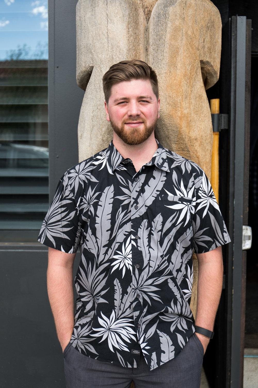 Zachary Sipherd, General Manager, Adrift