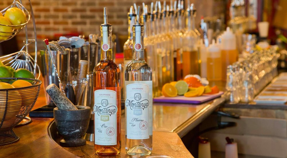 "Montanya Distillers cocktails start with good rum and many ""squeezy"" fresh ingredients."