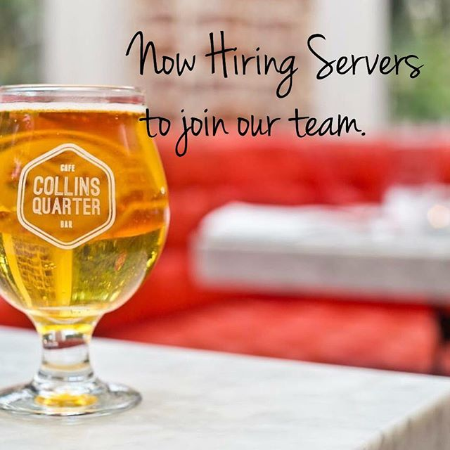 Must be willing to strive to be better each & everyday. Please NO lame egos & Don't show up in the middle of service. #besmartaboutit #savannahgeorgia #nowhiring