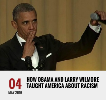 How Obama and Larry Wilmore Taught America About Racism