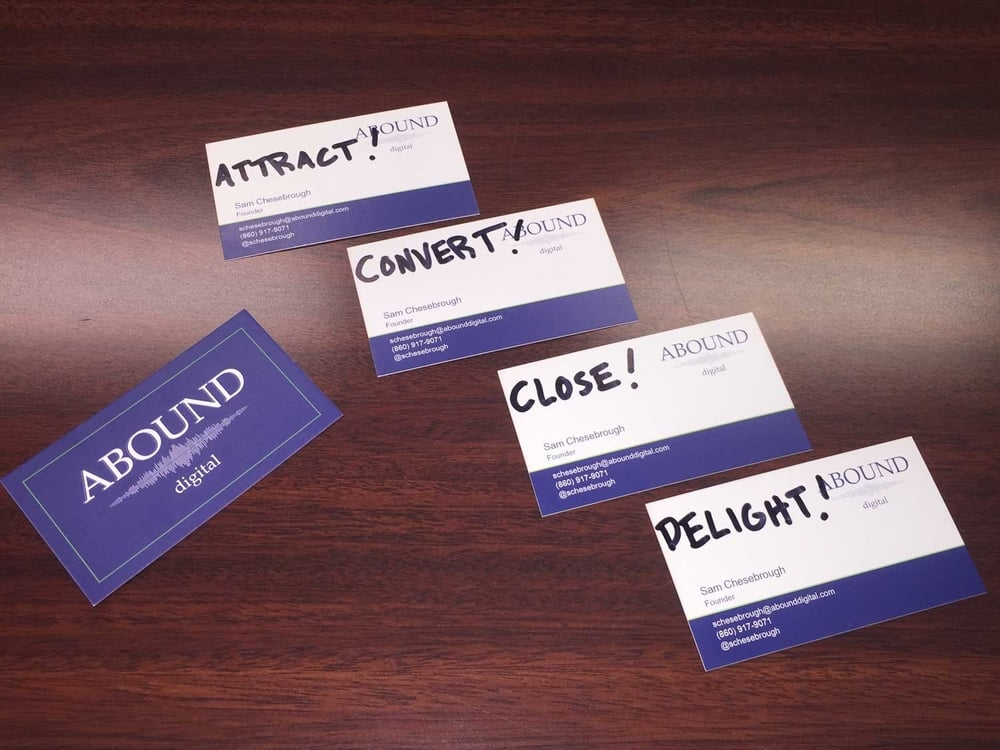 How to Apply Inbound Marketing Principles to Networking | Abound ...