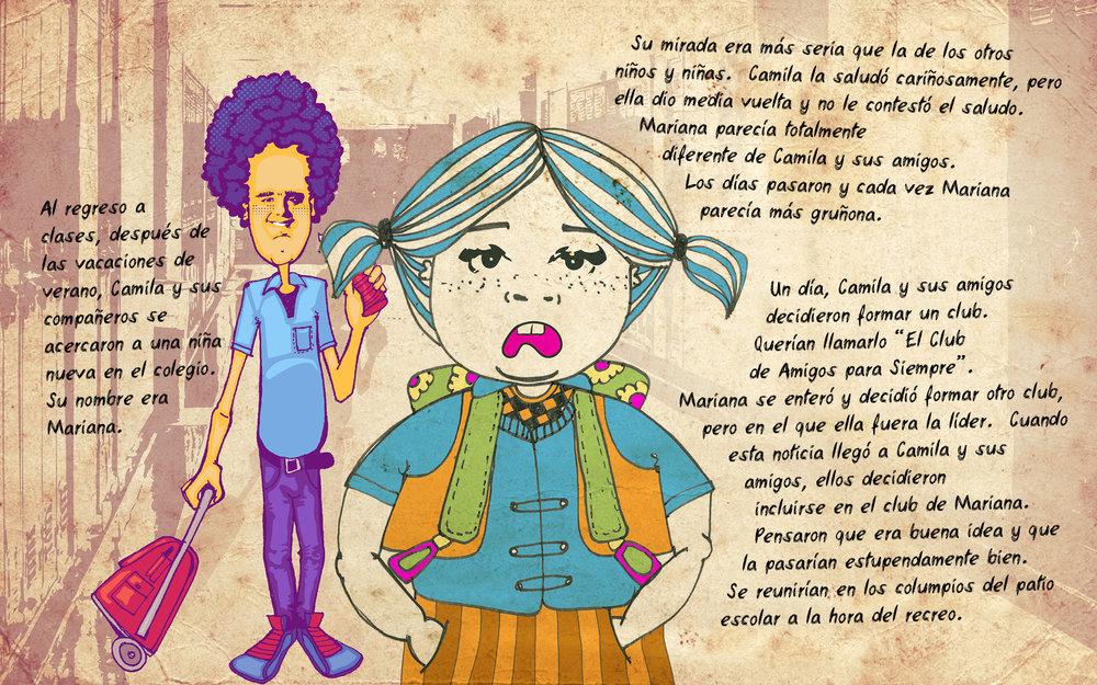Amigos de Camila