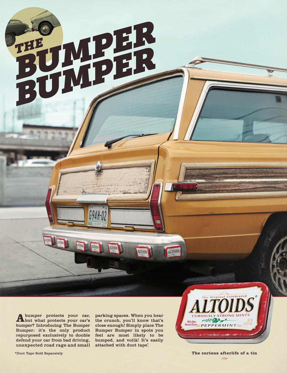 Altoids - Bumper Bumper