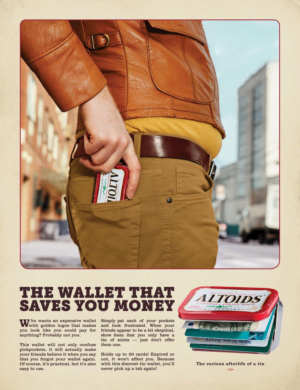 Altoids - The Wallet