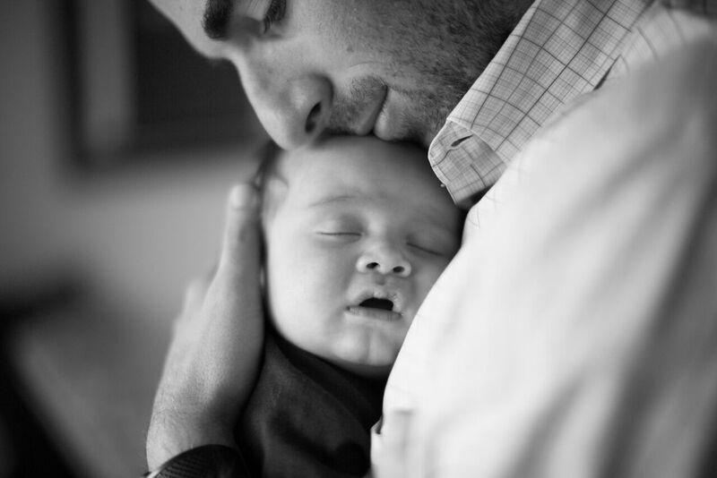 Marin newborn baby