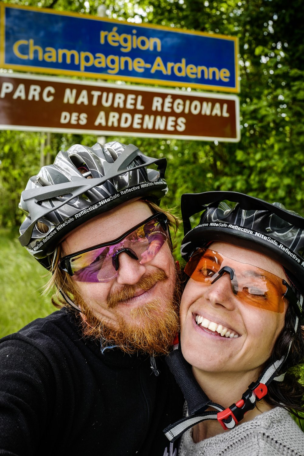 A local Norwegian newspaper wrote about us and our trip!