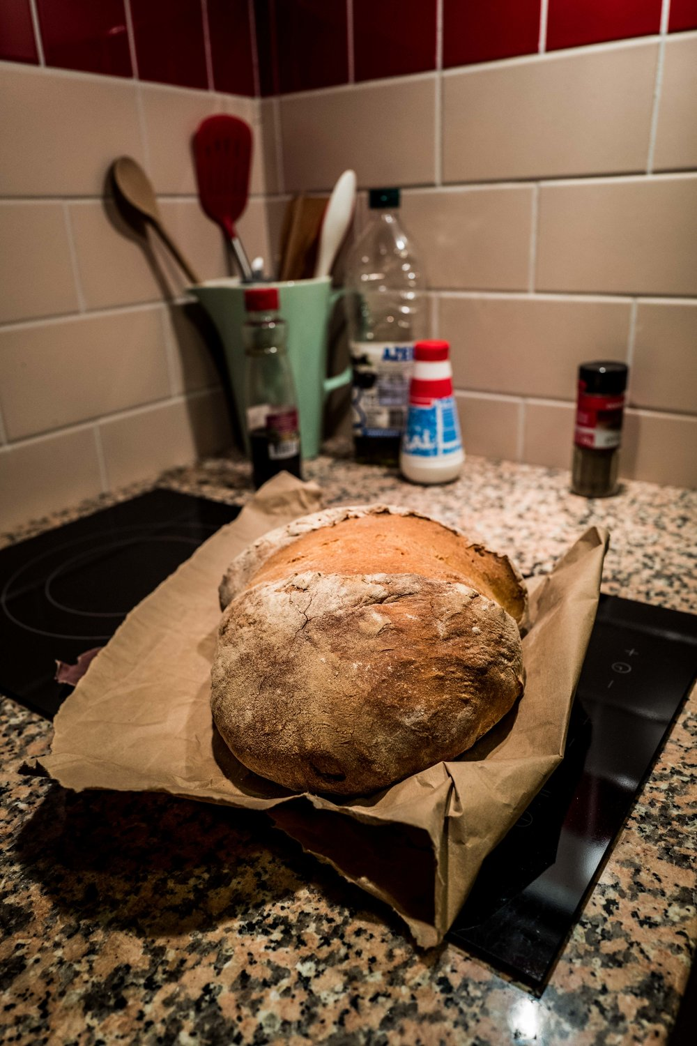 Traditional Sourdough bread
