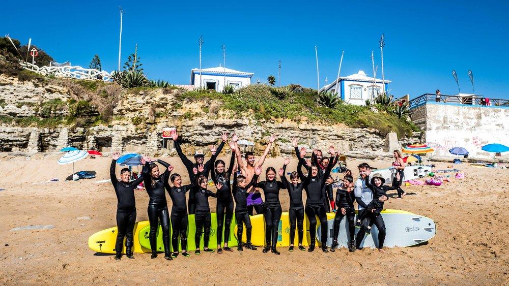 Surf Yoga, kids teaching program!