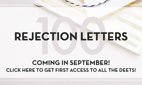 rejection letters teaser