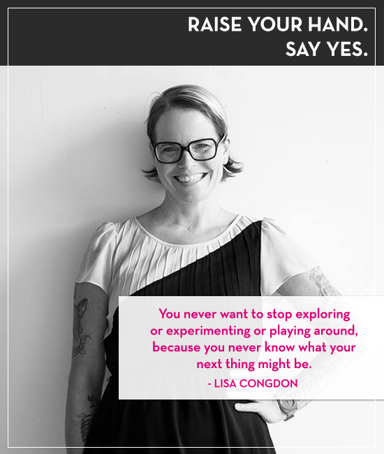 Episode 3: Lisa Congdon on Creative Evolution