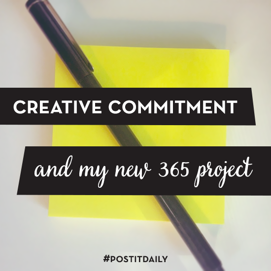 on creative commitment