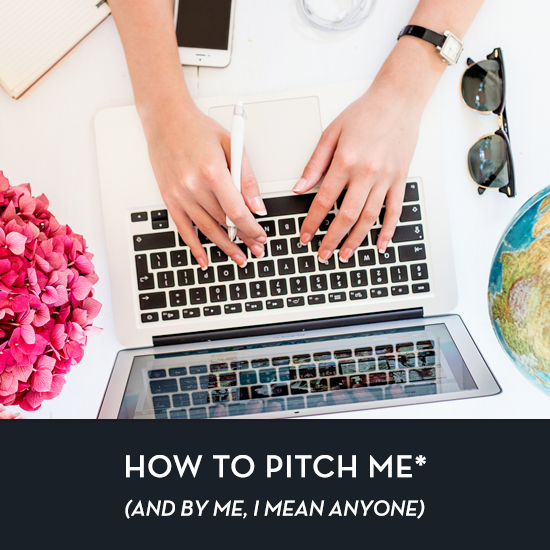 How to Pitch Me by Tiffany Han, Business & Branding Coach