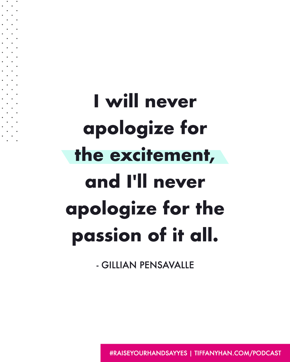 162 Gillian Pensavalle quote.png