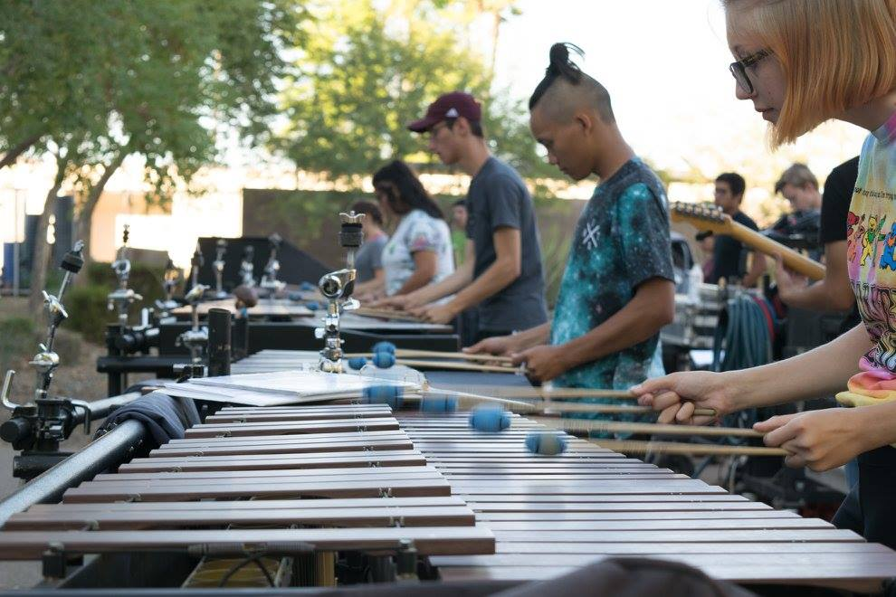 FREE Fall Clinic:Saturday 9.22.18 - Join us for the 2018 Breakthrough Fall Clinic.On Saturday,  September 22nd, join us as world-class clinicians and Breakthrough Staff present a free fall  season clinic for all percussionists!  This clinic will be taking place as part of the Arizona Percussive Arts Society Fall Festival of Marching Percussion.  More Details Soon!!This clinic is completely free of charge! Come learn from the worlds best and improve your craft in the area of marching percussion!Note: This clinic is not required  to attend the audition.