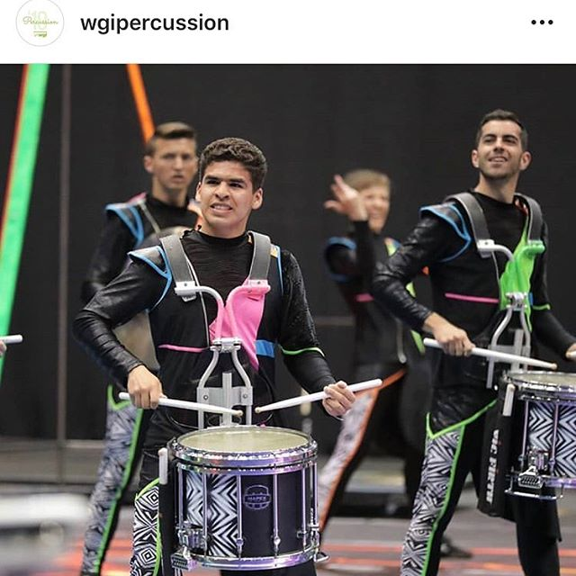 Thanks @wgipercussion and @wgisportofthearts for the feature on your IG from our finals performance at the 2018 WGI Champs!! We're excited to see you at our first WGI Regional of 2019 in Temecula  #BT2019 #Breakthrough2019 #PIW #WorldClass #WGI #wgipercussion #WGAZ #Zildjian #VicFirth #MapexDrums #MajesticPercussion #EvansDrumheads #DAddario #RandallMay #PlanetWaves #WinterGuardTarps #MarchingArtsInc
