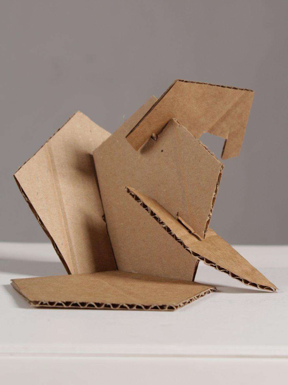 maquette 9 rebecca howson crane away