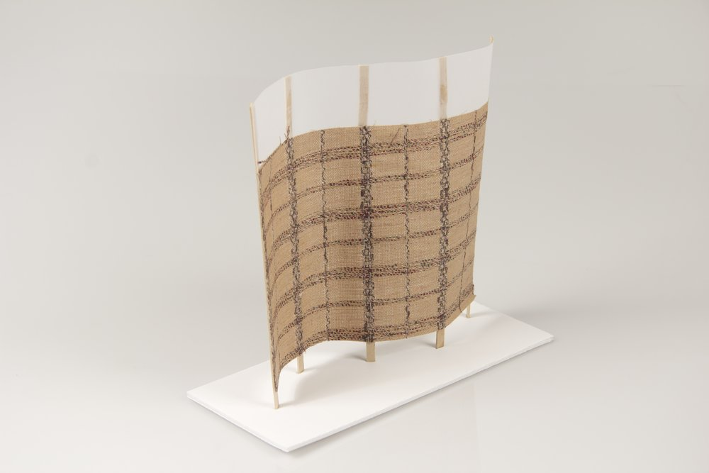 japanese screen maquettes 2 crane away rebecca howson
