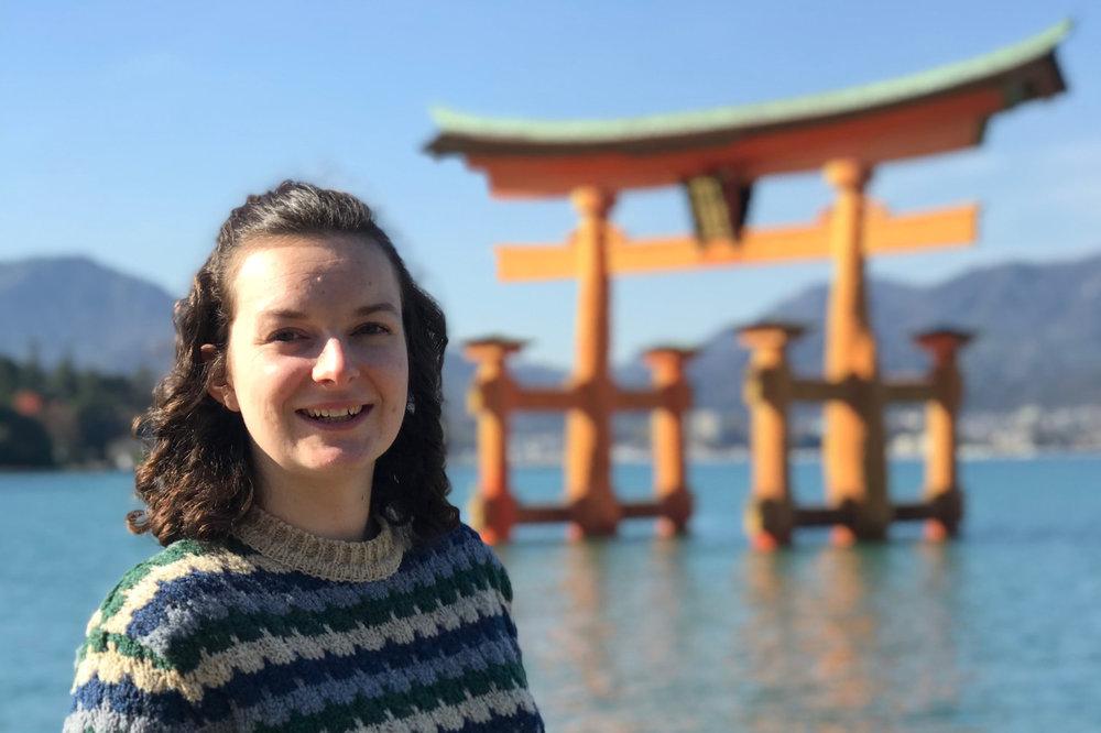 meet the maker - I'm Becky, an aspiring designer in Fukui, Japan