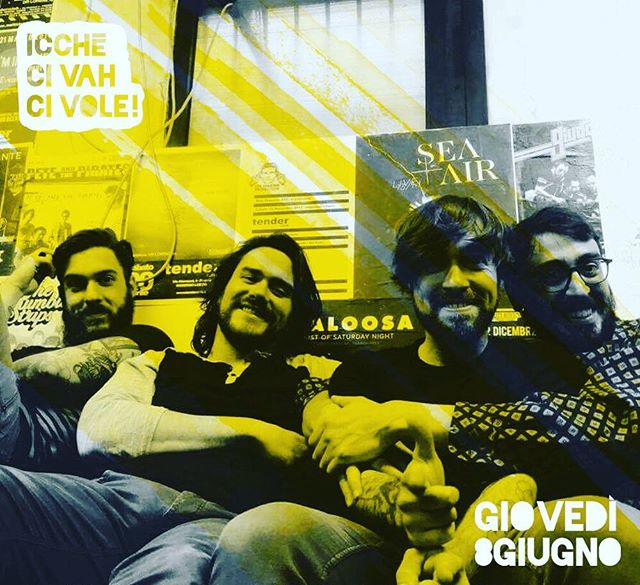 Firenze mia bella, ci vediamo giovedi @icche_ci_vah_ci_vole  con @beyondthegarden @tundra_orbit @upanishad @cance #people #festival #music #live #beer #firenze