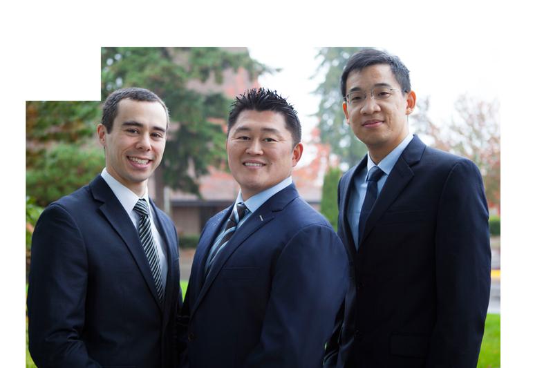 Meet  Dr. Thomas Kang , Dr. Kevin Suzuki and  Dr. Allen Liu