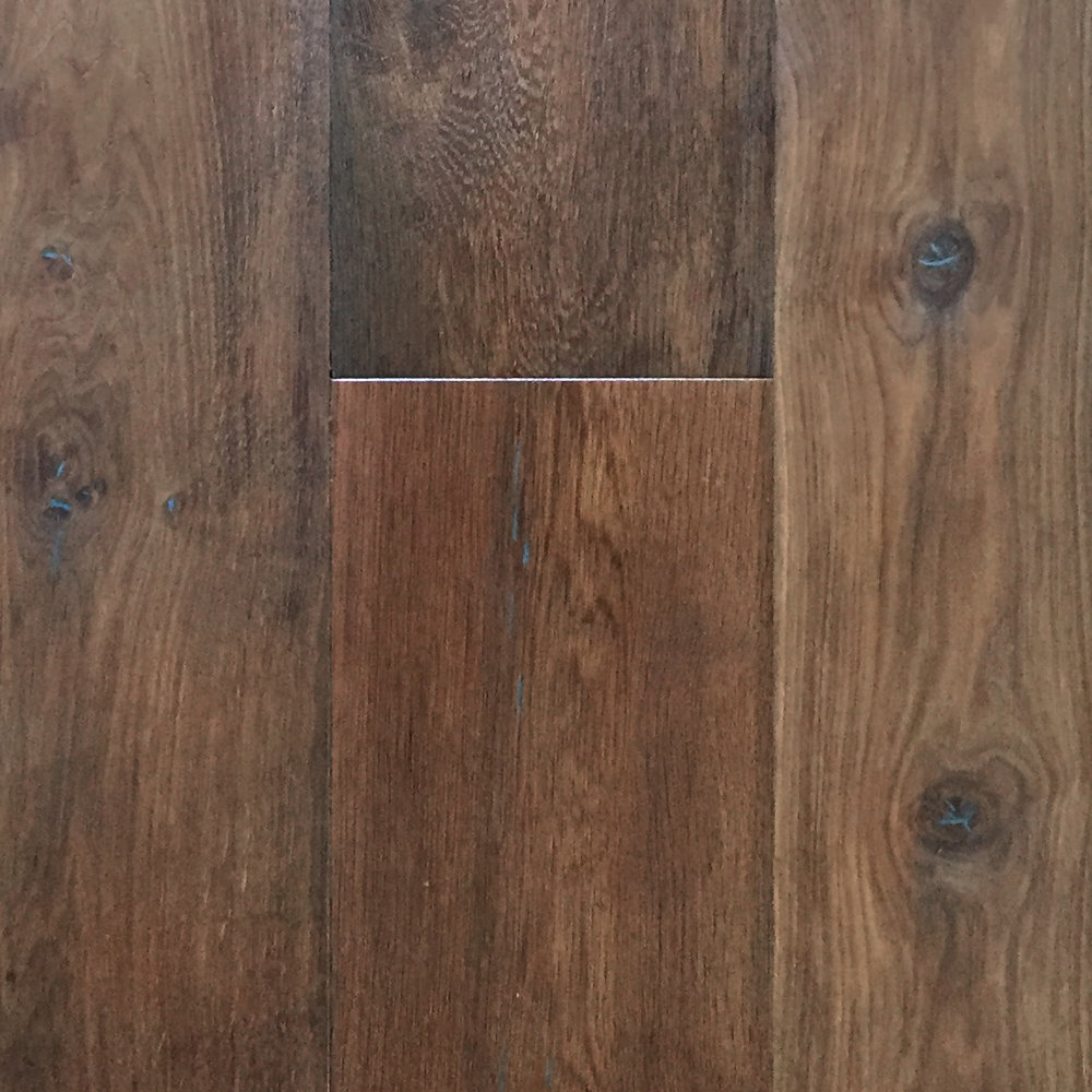Oak Carbonized