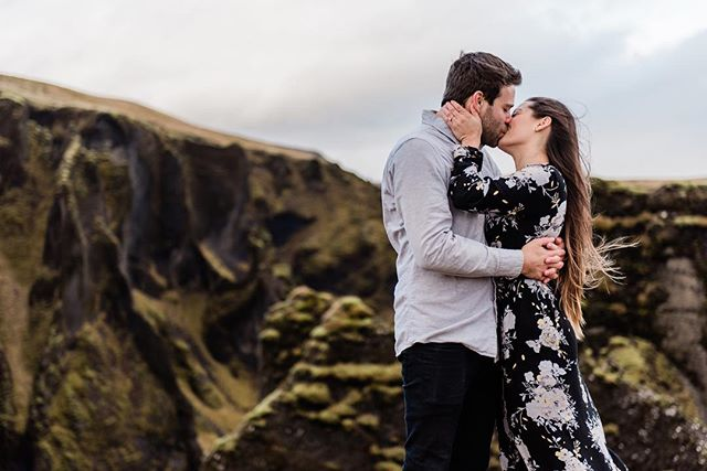 Iceland made for such dreamy backdrops! #elinarosephotography