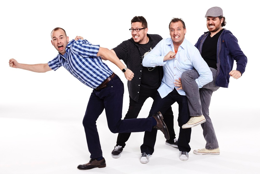 Impractical Jokers: Live Punishment