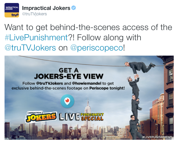 Jokers Eye View