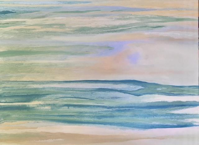 SHIMMERING SEAS I