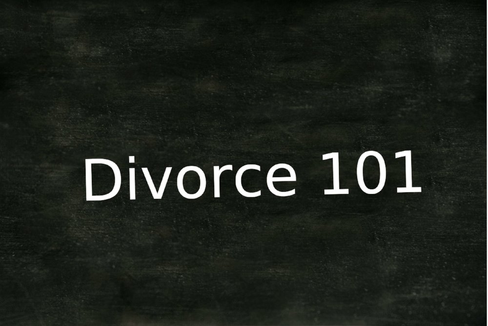 divorce 101 - divorce mediation