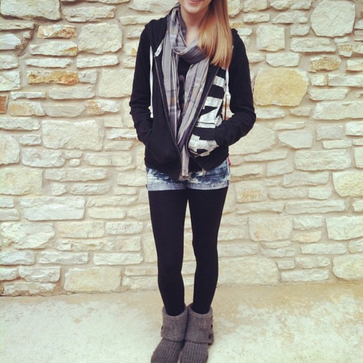 Likes: 5// Riverwalk outfit (: