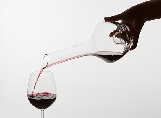 Franmara Wine Pour