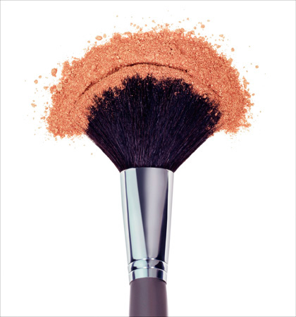 Macy's make-up brush
