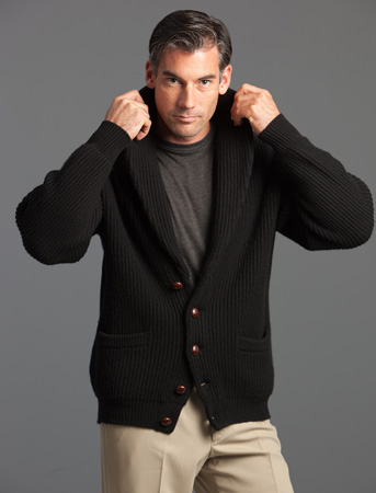 Carmel Cashmere sweater