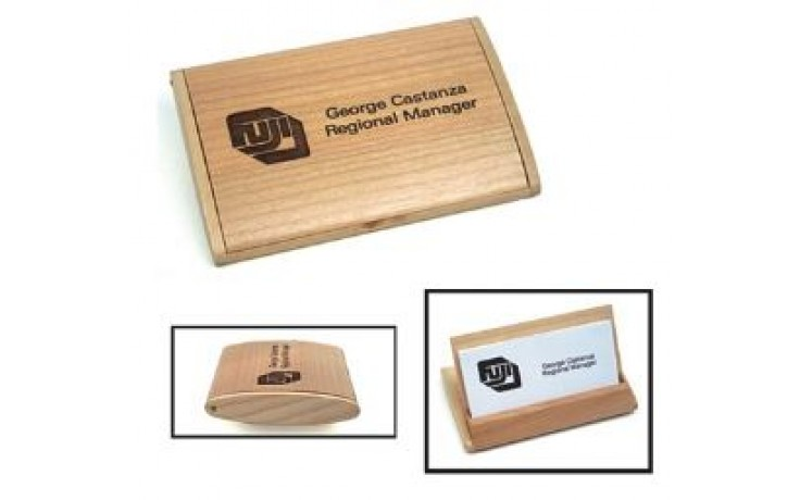 Wood Engraving- office accessories