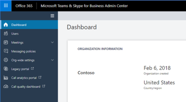 Teams & Skype Admin Center is Rolling Out - This is still being rolled out, once available you'll have more control on how Teams can be deployed in your organization.