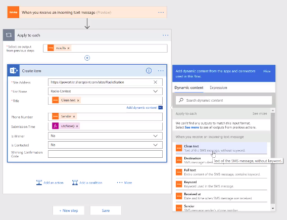 Middleware Friday: Infobip and MS Flow bring you SMS Triggers - How cool is this. (Integration User Group)