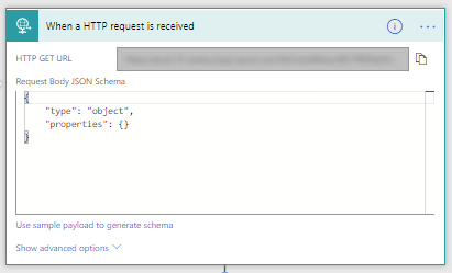 The extremely useful and versatile HTTP Request Trigger.