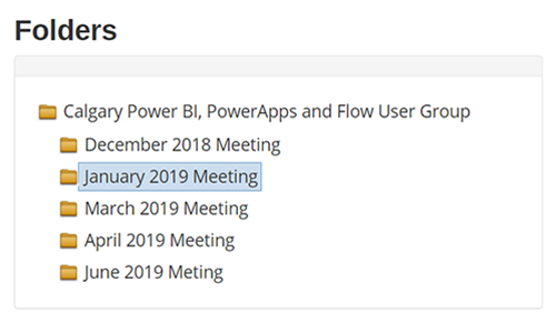5 Tips when introducing Microsoft Flow and PowerApps to your organization or customers - A great slide deck to help with your deployment of PowerApps and Microsoft Flow