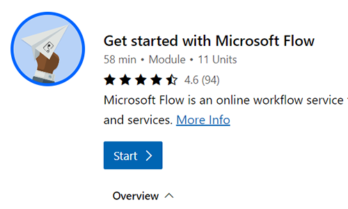 A Free Microsoft Course for Getting Started with MS Flow - Free training to get you started with Microsoft Flow