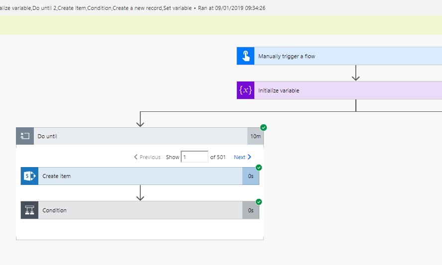 Microsoft Flow / PowerApps – Common Data Services or SharePoint Lists - A review of considerations and performance for these data storage options
