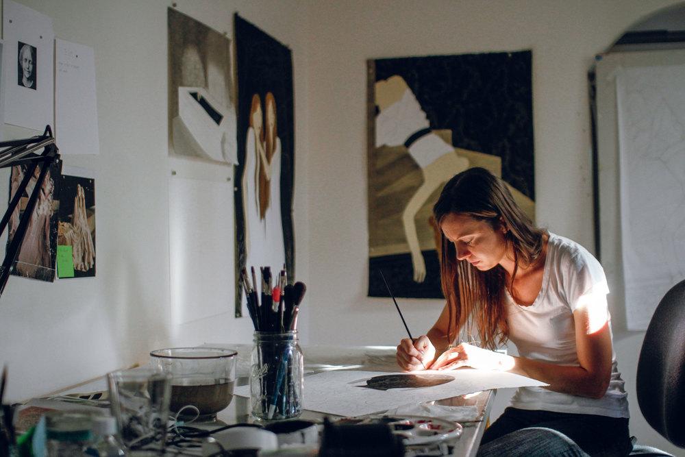 Marci Washington for  Juxtapoz