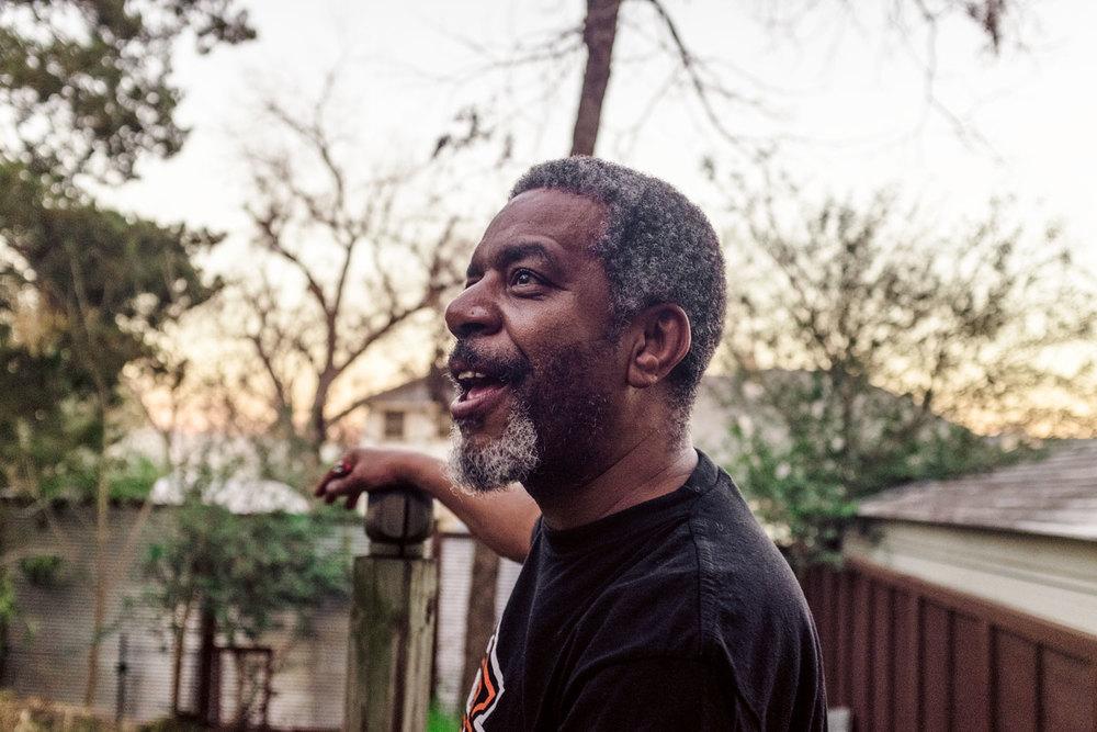 "Michael ""Clip"" Payne of Parliament-Funkadelic"
