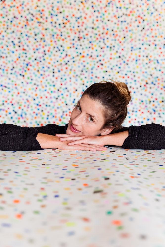 Leah Rosenberg for  Juxtapoz