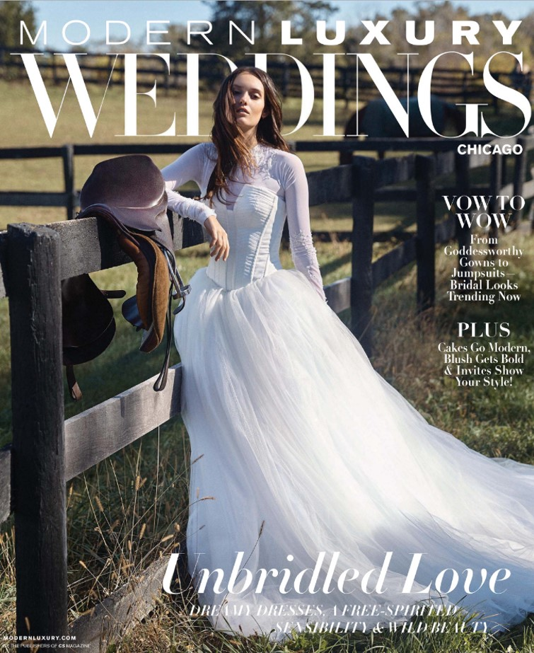 Featured in Spring/Summer 2018 - Click here to view > Scott and Emily's Wedding