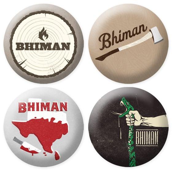 Bhiman-Buttons