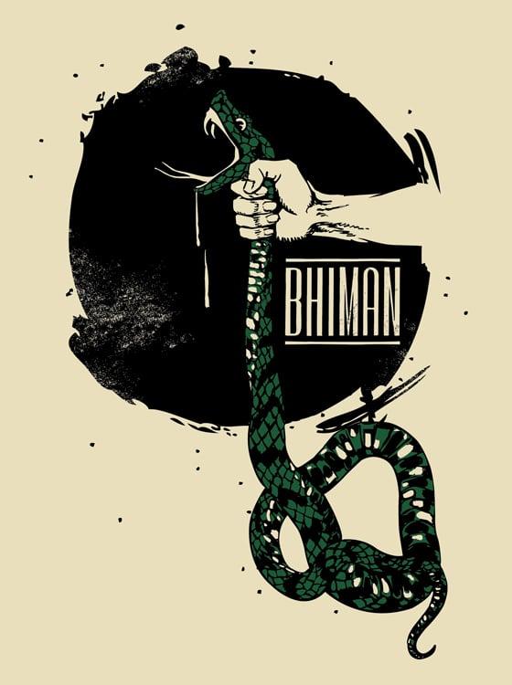 Bhiman-Snake