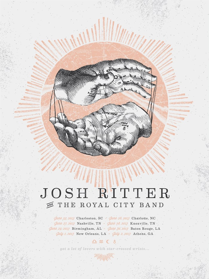 JoshRitter-PalmistryPoster