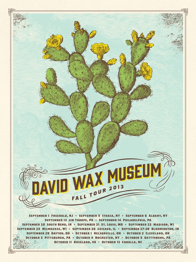 Cactus-Poster